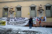 Manifestazione  antinucleare di domenica 19 dicembre 2010
