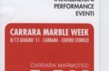 Carrara Marble Week