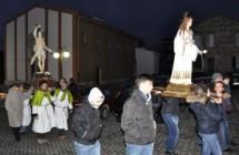 Festa patronale e falò di San Sebastiano