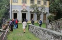 Villa Pliniana apre per un weekend