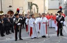 La processione di San Donato