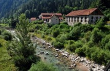 Centro minerario Valle Imperina