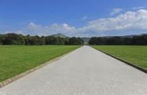 Il parco reale della reggia vanvitelliana