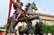 Processione di San Giorgio col Tarallo