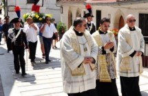 Processione di San Vincenzo Ferrer, patrono cellese