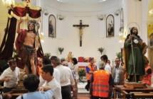 Processione di San Giovanni Battista e San Giacomo il Maggiore
