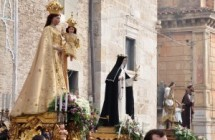 Processione di Maria SS. del Rosario nella Giornata Mariana dell'Anno della Fede