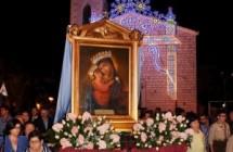 Festa patronale zapponetana in onore di Maria Madre di Misericordia