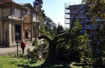 Un patrimonio devastato