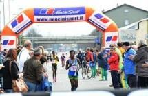 Maratonina di Pistoia… con galanteria