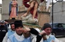 Pasquetta con la processione del Cristo Risorto e della Madonna di Giosafat