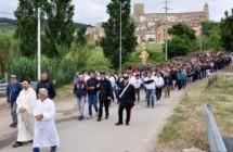 127º Pellegrinaggio a Montecorvino in onore del suo vescovo Sant'Alberto