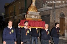 Processione penitenziale dei Santi Patroni troiani