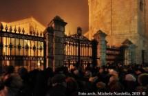 Apertura della Porta Santa del Santuario di San Michele Arcangelo