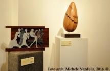 """""""L'idea che si fa forma"""" nelle sculture di Domenico Norcia"""
