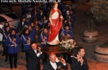 Festa ischitellana in onore di Santa Cecilia martire