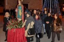 Processione zapponetana di Santa Lucia