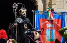 """Festa patronale di San Domenico abate col """"Rito dei Serpari"""", 2017"""