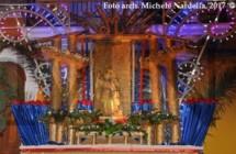 """Rientro dei pellegrini della """"Cumpagnia"""" di San Michele Arcangelo, 2017"""