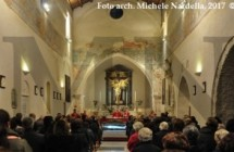 La permanenza delle spoglie di Santa Maria Goretti ad Ischitella