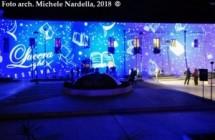 """Inizio della manifestazione """"Babbo Natale a Lucera"""""""