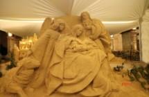 Il presepe di sabbia