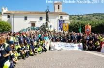 Raduno nazionale della Protezione Civile in onore di San Pio da Pietrelcina