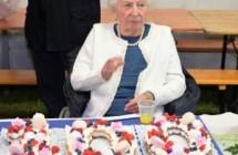 Giovanna Mattielli al traguardo dei 100 anni