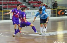 Calcio a 5 serie C femminile,  pareggio tra Prato e Futsal Florentia