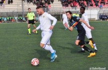 Calcio Serie D, lanieri ancora vittoriosi e primi in classifica