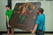 Festività Mariane e il servizio dei portatori della Vara