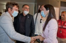 Comunali Reggio Calabria: Diego Fusaro sostiene Angela Marcianò
