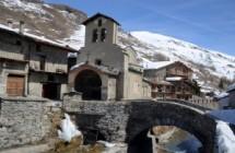 Il piccolo Borgo di Chianale