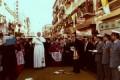 Via e piazzetta Ss Salvatore dedicate a papa Wojtyla