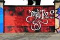 I graffiti di viale Caprilli