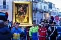 Arrivo e permanenza del quadro della Madonna di Pompei e della rosa di San Pio
