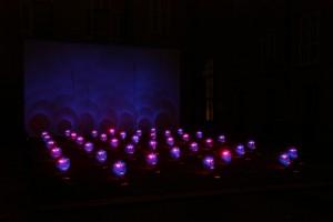 "Luci d' Artista – ""Bwindi Light Masks"""
