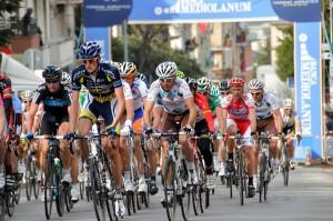 Ciclismo: Tirreno – Adriatica – Tappa con Arrivo a Macerata