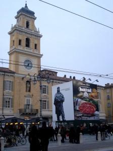 Garibaldi e la pubblicità