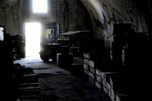Bunker Soratte: i reperti
