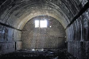 Bunker Soratte: l'interno dei bunker