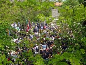 La Resistenza che non ti aspetti – Monte Sole 25 aprile 2011
