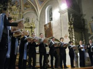Festival Corale Arcova, protagonisti i Micheal's Angel