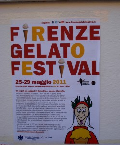 Festival del Gelato Piazza Pitti