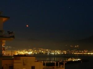 Tra il sole e la luna…. la terra