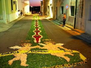 Corpus Domini – 2011 Felline