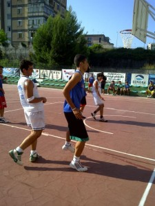 Street Basket Village, l'evento