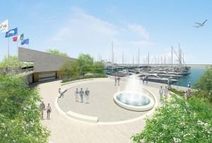 Come sarà il nuovo porto