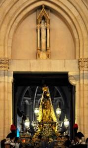 La festa di Santa Maria Patrona