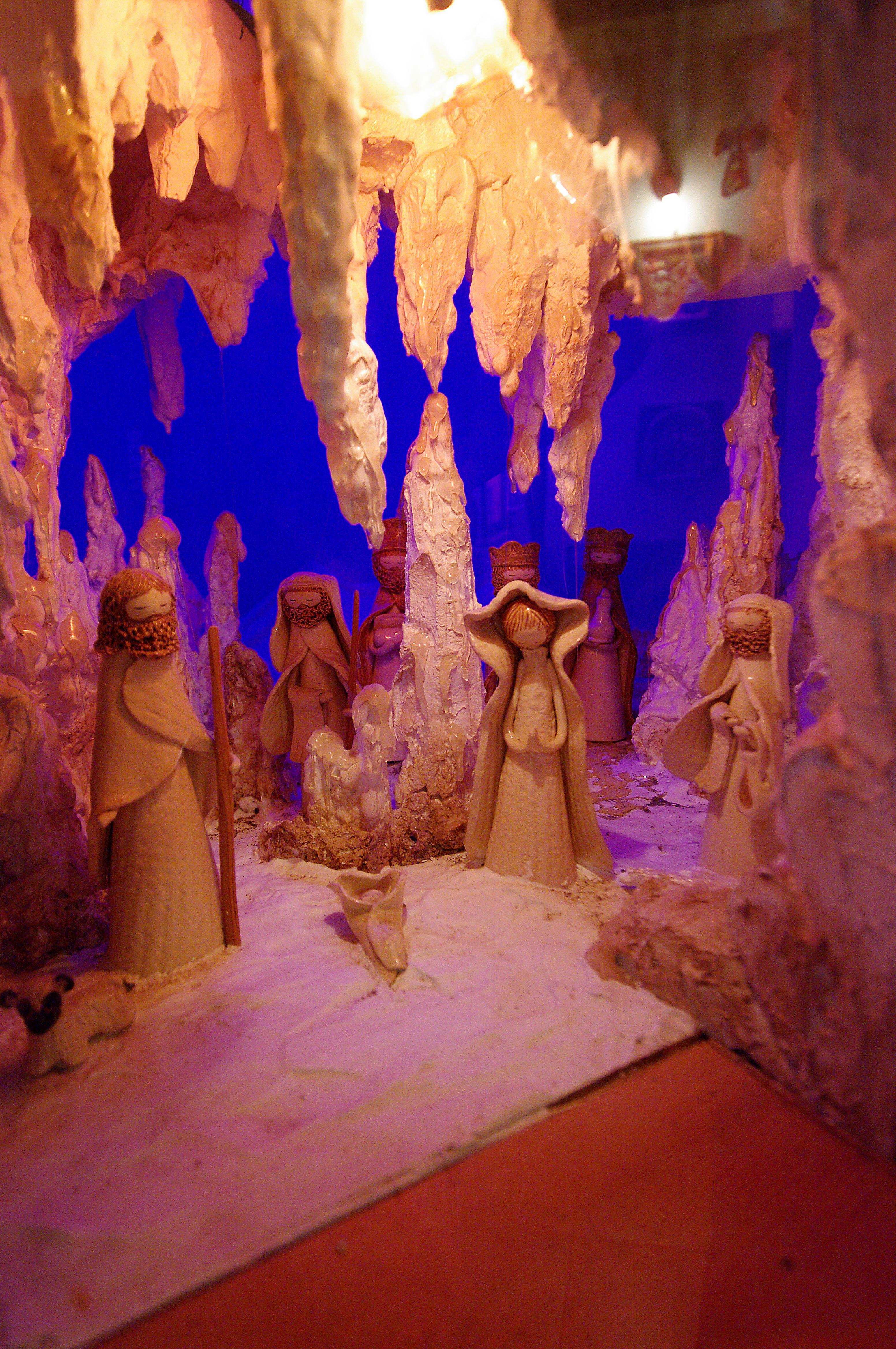 "Santuario di San Francesco ""Greccio mostra presepi da ..."